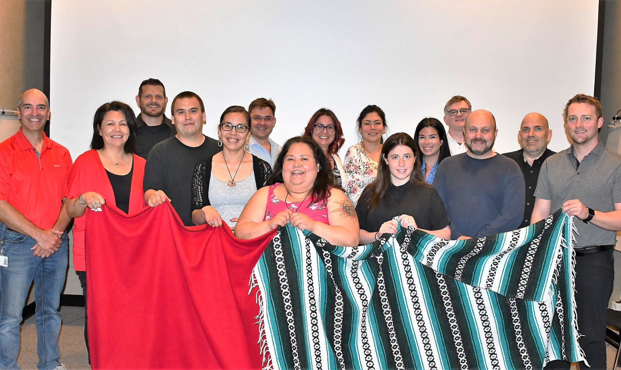 Rio Tinto employees participate in Haisla Cultural Awareness
